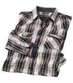Kockovaná košeľa Montana Road preview2