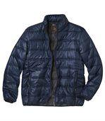 Niebieska kurtka puchowa preview2