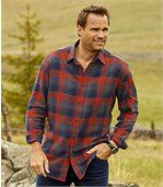 Sada 2 flanelových košil Mountain Passion