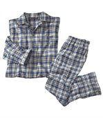Piżama flanelowa British preview1
