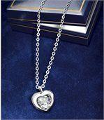 Die Halskette mit Herzanhänger preview1
