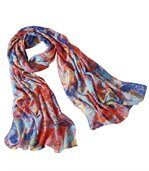 Women's Multi-Coloured Scarf preview2