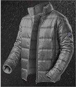 Gematelasseerde jas 'Authentic Winter' preview3