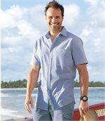 Prúžkovaná košeľa Azur Stripes preview1
