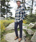 2er-Pack Jeans Top Komfort