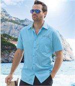 Chemise Turquoise preview1