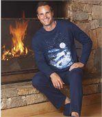 Pyjama aus Baumwolle preview1