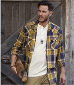 Kockovaná flanelová košeľa Wild Colorado preview1