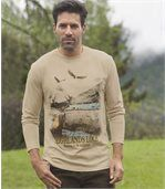 Longsleeve Wild Nature preview1