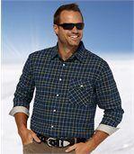 Flanelová košile Akadské hory preview1