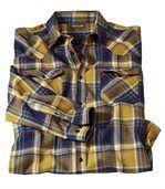 Kockovaná flanelová košeľa Wild Colorado preview2