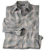 Flanelová košeľa preview2