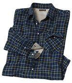 Flanelová košeľa Akadské hory preview2