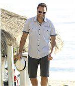 Košeľa Tropical Surf preview1