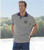 Sada 2polo triček Authentic Expedition zbavlněného piké preview2