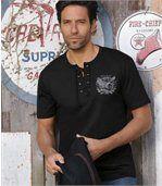 Set van 2 Tucson T-shirts met vetersluiting preview2
