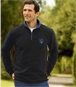 2er-Pack Polohirts aus Microfleece preview2