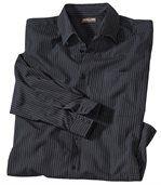 Popelinowa koszula Winter Style preview3