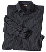 Popelínová košile Winter Style preview3