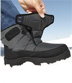 OCIEPLANE buty zimowe preview2
