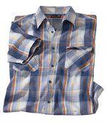 Men's City Regata Checked Shirt preview1