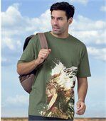 Tee-Shirt Indian Style preview1