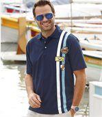 Poloshirt Sailing Coast preview1