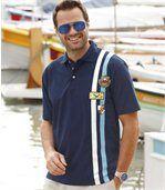 'Sailing Coast' poloshirt preview1