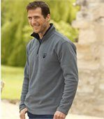 2er-Pack Polohirts aus Microfleece preview3