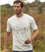 Tee-Shirt Imprimé Expedition Corp. preview1