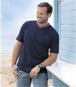 3er-Pack T-Shirts Cape Code mit V-Ausschnitt  preview3