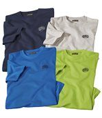 4er-Pack Basic-T-Shirts Canada preview1