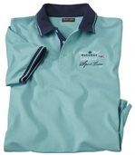 Men's Turquoise Polo Shirt  preview2
