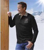 2er-Pack Poloshirts Kanada aus Jersey preview2