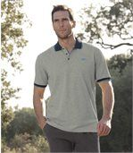 2er-Pack Poloshirts Sport in Piqué-Qualität preview3