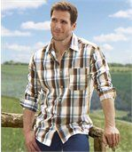 Chemise Popeline d'Automne preview1