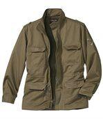 Safari-Jacke mit vielen Taschen preview1