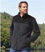 Pack of 2 Men's Polar Explorer Jackets - Bordeaux Grey