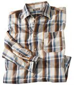 Chemise Popeline d'Automne preview2