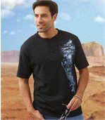 Set van 2 'Legendary Trip'  T-shirts preview2