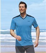2er-Pack T-Shirts Beach Fitness preview3