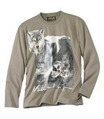 T-SHIRT 'WOLF' preview2