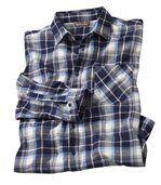 Flanellen hemd met ruitjes preview1