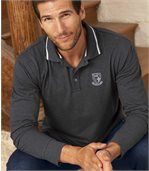 2er-Pack Polo-Shirts Sport Chic in Piqué-Qualität preview2