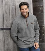 2er-Pack Pullover Country Western aus Microfleece preview2