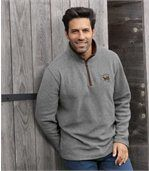 Zestaw 2 swetrów z mikropolaru preview2