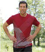2er-Pack T-Shirts Sport Energy