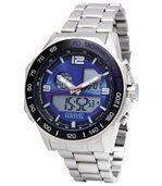 Die Armbanduhr mit Doppelanzeige preview1