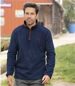 2er-Pack Pullover Country Western aus Microfleece preview3