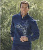 Molton-Sweatshirt Sport Komfort preview1